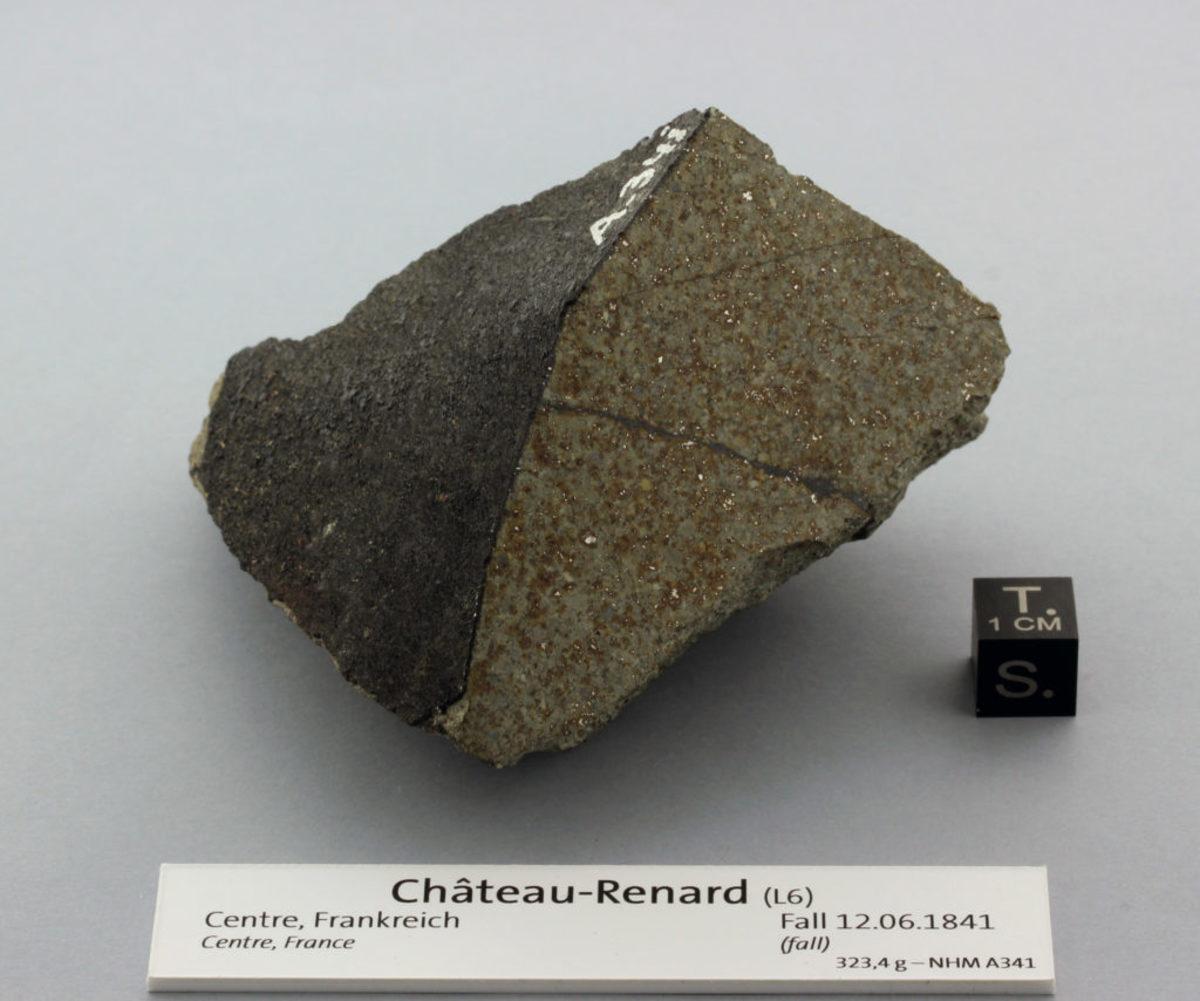 Έλληνας επιστήμονας αποκαλύπτει τα μυστικά ενός ιστορικού μετεωρίτη που έχει ηλικία 470 εκατομμυρίων ετών