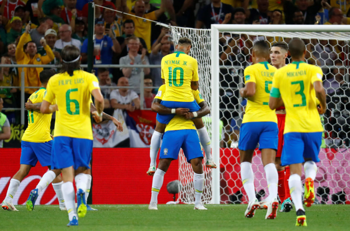Μουντιάλ 2018: Σερβία – Βραζιλία 0-2 ΤΕΛΙΚΟ! Πρόκριση στο… χαλαρό για τη Σελεσάο!