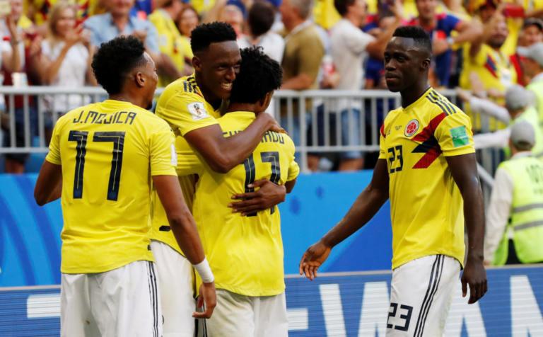 Μουντιάλ 2018: Σενεγάλη – Κολομβία 0-1 ΤΕΛΙΚΟ! Μίνα-νε Ρωσία οι Κολομβιανοί!