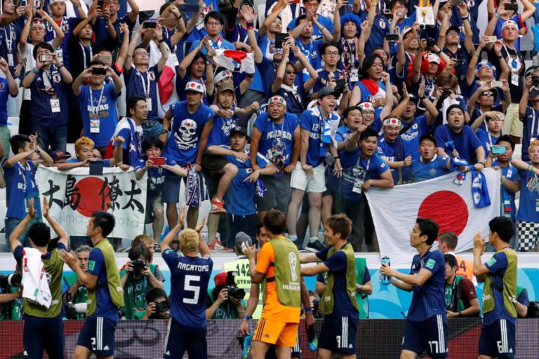 """Μουντιάλ 2018, Ιαπωνία – Πολωνία: Μια… fair πρόκριση στους """"16""""! [vids, pics]"""