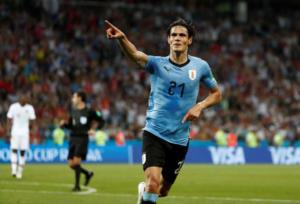 Μουντιάλ 2018: Ουρουγουάη – Πορτογαλία 2-1 ΤΕΛΙΚΟ! Ο σούπερ Καβάνι έριξε στο «καναβάτσο» τον Ρονάλντο