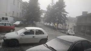 Καιρός: Μόνο στη φαντασία κάποιων χιόνισε στο Λιβάδι Ελασσόνας