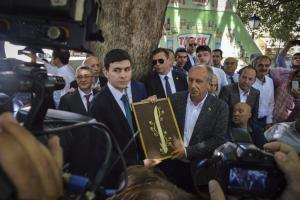 Κομοτηνή: Μηνύματα στον Ιντζέ – Οι λεπτομέρειες της επίσκεψης που πρόσεξαν τουρκικά ΜΜΕ [pics, vid]