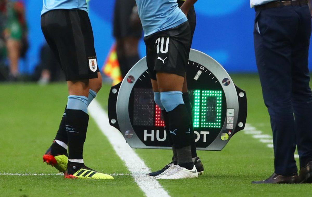 Η UEFA ενημέρωσε για την 4η αλλαγή στους αγώνες
