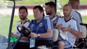 """Μουντιάλ 2018: """"Εξέγερση"""" στην Αργεντινή! Οι παίκτες """"παροπλίζουν"""" Σαμπάολι και βγάζουν ενδεκάδα"""