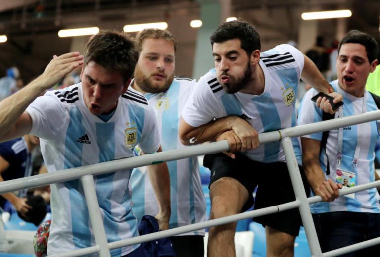 Παγκόσμιο Κύπελλο Ποδοσφαίρου 2018: Πρόστιμο στην Αργεντινή