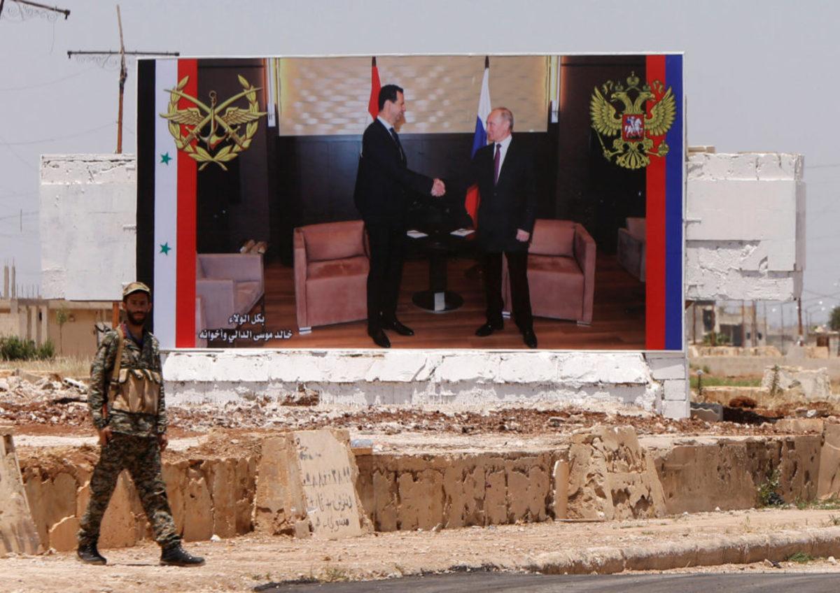 Πούτιν: Αποσύρουμε κι άλλες δυνάμεις απ' τη Συρία – Πόσοι φεύγουν