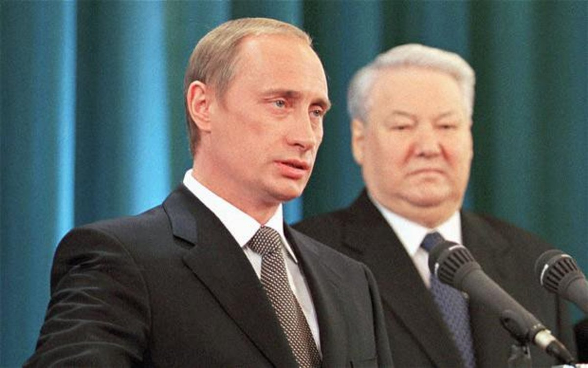 Πούτιν: Νέος σύμβουλος-έκπληξη!