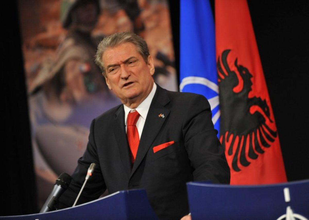 Παραλήρημα Μπερίσα: Αντι-Αλβανός, ακραίος εθνικιστής και εξτρεμιστής ο Πάνος Καμμένος