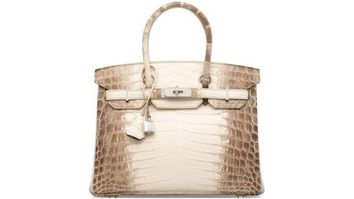 Έδωσε μια περιουσία για μεταχειρισμένη τσάντα Birkin του οίκου Hermes