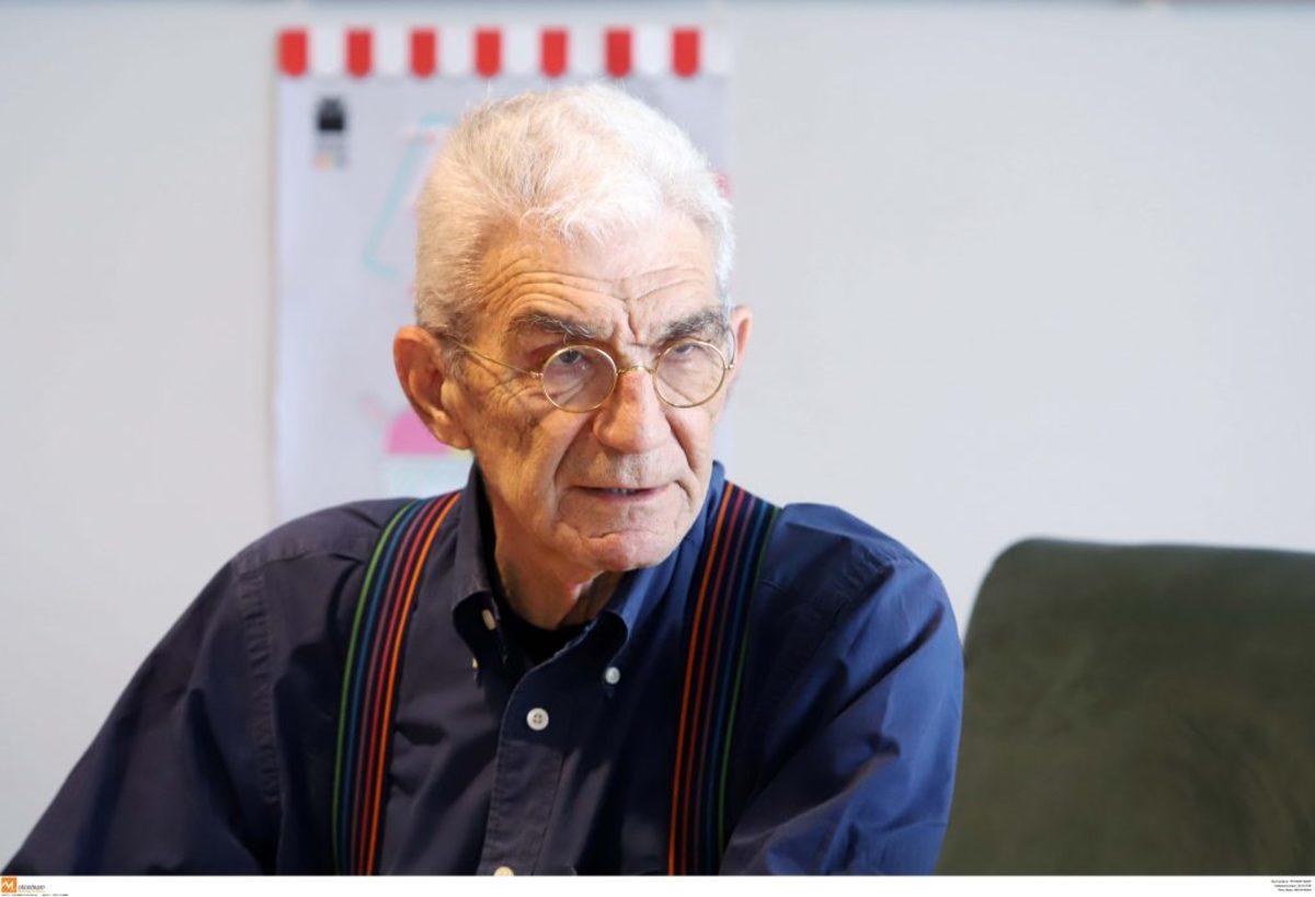 Γιάννης Μπουτάρης: Υπέγραψε σύμφωνο συμβίωσης με τη σύντροφό του