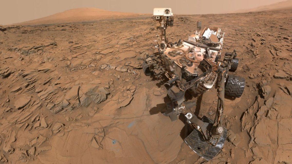 "NASA: Τρομερή αποκάλυψη για τον πλανήτη Άρη! ""Είναι πιθανό να υπήρχε ζωή"""