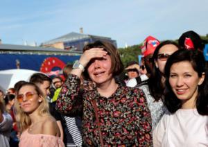 Μουντιάλ 2018: Και… κλάμα οι Γερμανοί [video]