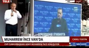 """Εμφύλιος στην Τουρκία! Ιντζέ """"απογυμνώνει"""" Ερντογάν, εκείνος απαντά με απειλές!"""