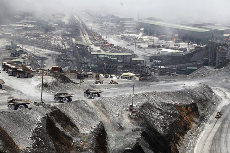 Ινδονησία: Κατάρρευση χρυσωρυχείου – Πέντε νεκροί εργάτες