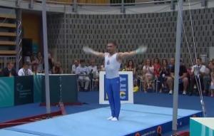 Τέταρτος στον κόσμο ο Κωνσταντινίδης! [vid]