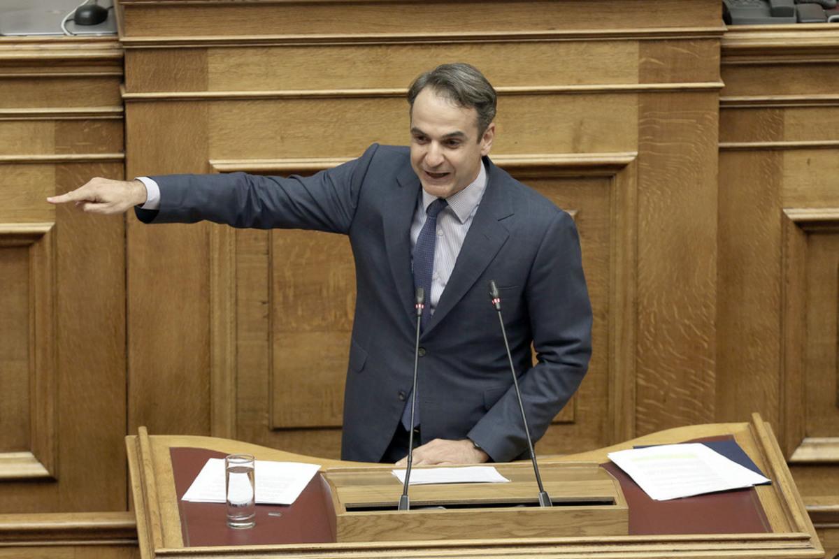 """Μητσοτάκης για Συμφωνία Τσίπρα – Ζάεφ: """"Αν ψηφιστεί από την παρούσα Βουλή δύσκολα θα αλλάξει""""!"""