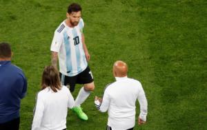 """Μουντιάλ 2018 – Σαμπάολι σε Μέσι: """"Να βάλω τώρα στο παιχνίδι τον Αγκουέρο;"""" [video]"""