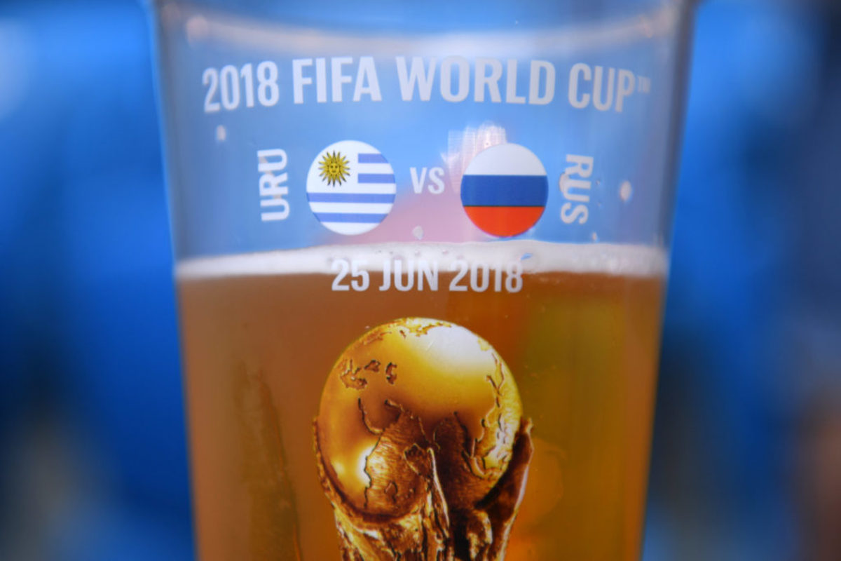 Μουντιάλ 2018: Η μπύρα… ρέει άφθονη!