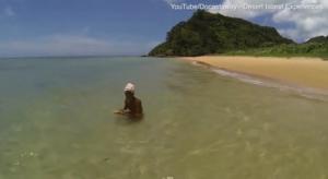 Ζούσε γυμνός σε ερημικό νησί για 29 χρόνια – Τον ανάγκασαν να γυρίσει