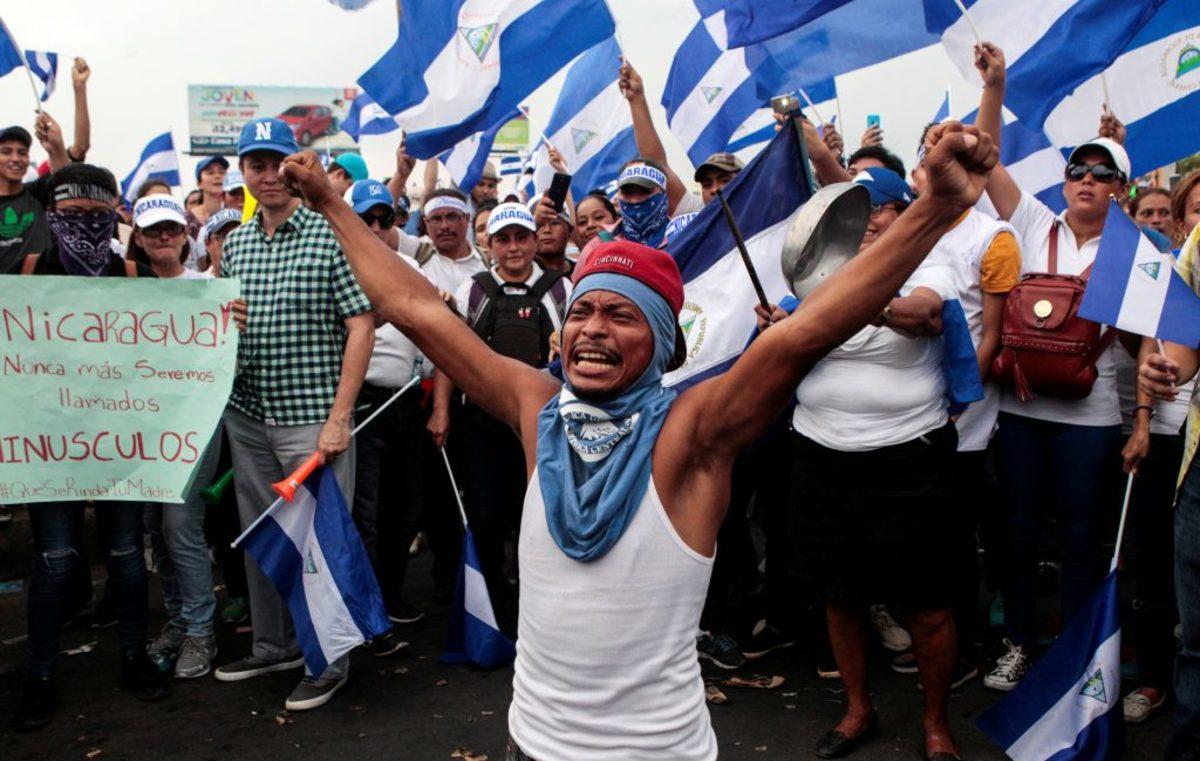 Νικαράγουα: Αιματηρές αντικυβερνητικές διαδηλώσεις – Στο στόχαστρο η ασφαλιστική μεταρρύθμιση