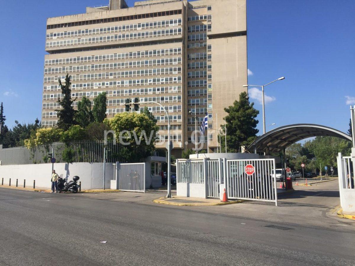 απόπειρα εισβολής του Ρουβίκωνα υπουργείο Προστασίας του Πολίτη