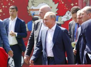 Μουντιάλ 2018: Παρέμβαση Πούτιν! Έδωσε εισιτήρια σε Αργεντινούς