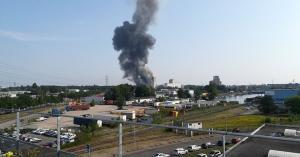 Στρασβούργο: Ισχυρή έκρηξη σε αποθήκη σιτηρών – Τέσσερις τραυματίες – Ατύχημα λένε οι αρχές
