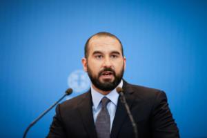 Τζανακόπουλος: Η ΝΔ οργανώνει μια νέα αποστασία, όπως το 1965 [vid]