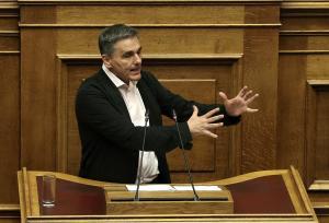 Ευ. Τσακαλώτος στη Βουλή για Μακεδονικό: Η Ευρώπη κινδυνεύει να γυρίσει στη δεκαετία του ΄30 και τους εθνικισμούς