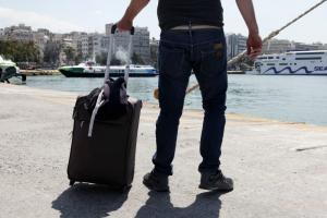 Λέσβος: Ξεχείλισε η απελπισία! Μετανάστης προσπάθησε να φύγει από το νησί κλεισμένος σε βαλίτσα