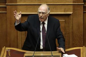 """Β. Λεβέντης: """"Αν δεν δώσουμε λεφτά για την άμυνα, οι Τούρκοι θα φτάσουνε στον Πειραιά…"""""""