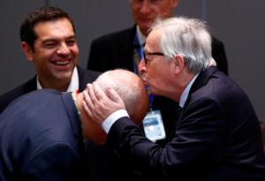 """Συμφωνία για το προσφυγικό: Τι έδωσε και τι κέρδισε η Ελλάδα! Ο διευθύνων σύμβουλος της Siemens """"αποθέωσε"""" την Μέρκελ"""