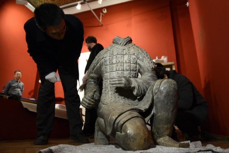 Κίνα: Ανακαλύφθηκε αρχαία πόλη της δυναστείας των Μινγκ