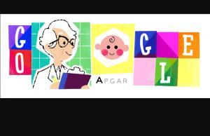Virginia Apgar, η γυναίκα που τιμάει σήμερα η Google