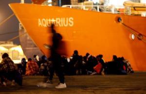 Χωρίς λιμάνι 629 ψυχές – Το πλοίο Aquarius δεν ξεκίνησε για Ισπανία