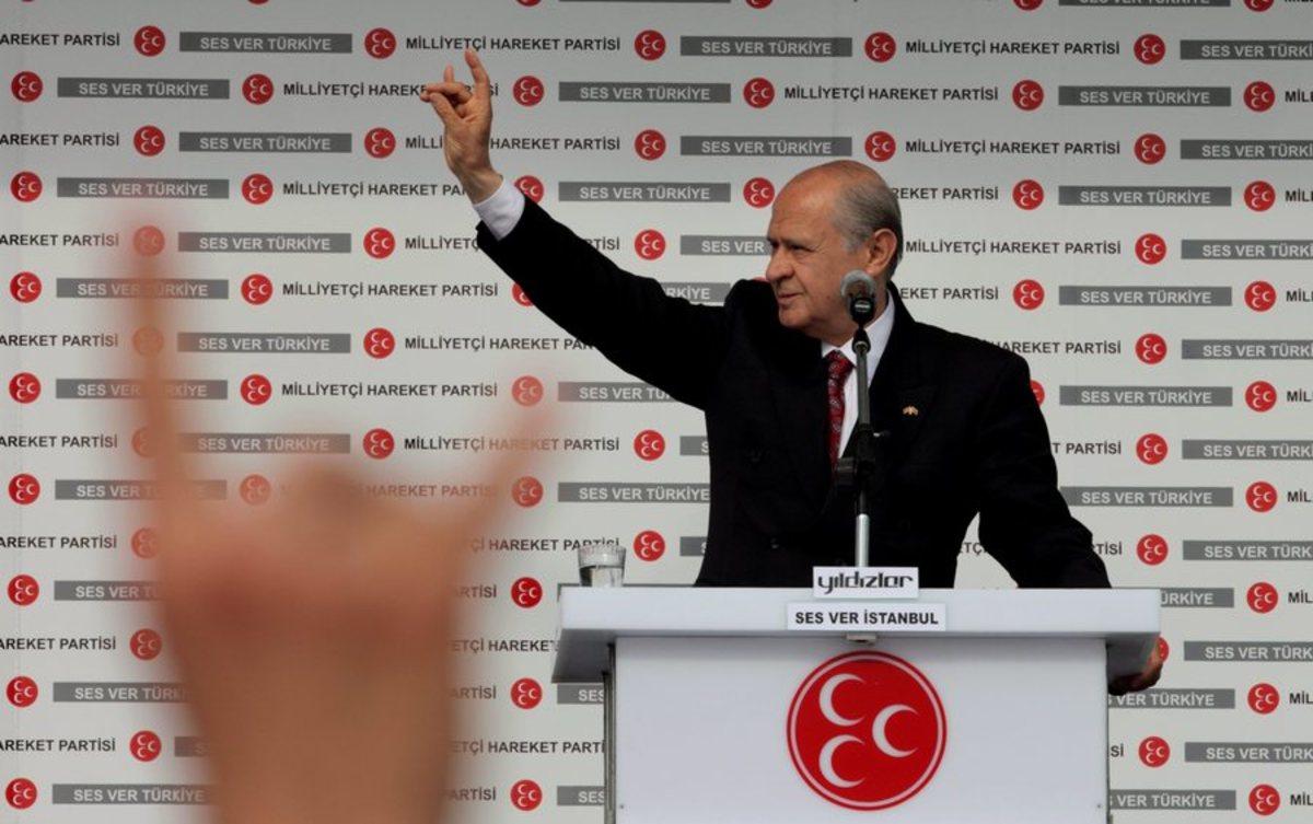 Μπαχτσελί Τουρκία εκλογές