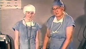 Virginia Apgar: Σπάνιο βίντεο του 1964 με την αναισθησιολόγο να διδάσκει το τεστ Apgar