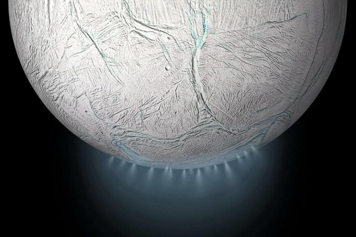 Εγκέλαδος NASA
