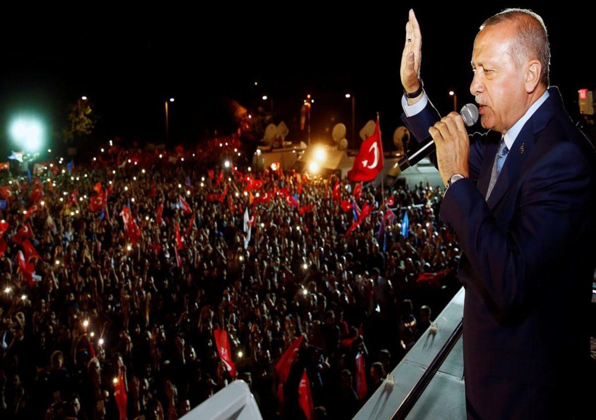 Ερντογάν Τουρκία