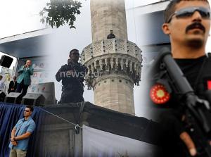 Τουρκία Εκλογές: Ερντογάν και Ιντζέ έριξαν αυλαία στην Κωνσταντινούπολη