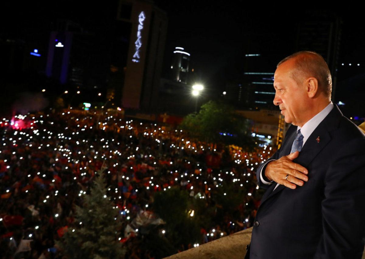 Ερντογάν Τουρκία Γκρίζοι Λύκοι