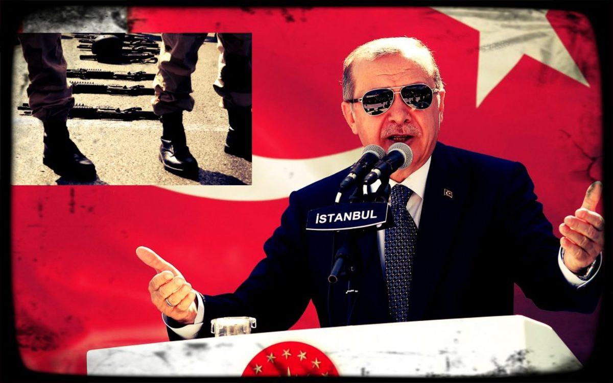 τούρκοι στρατιωτικοί