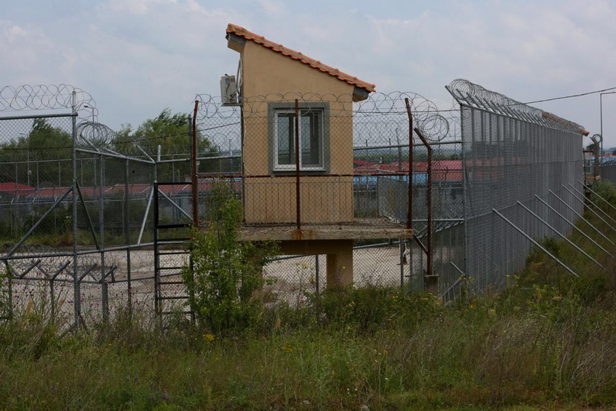 Ελλάδα κέντρο κράτησης Έβρος