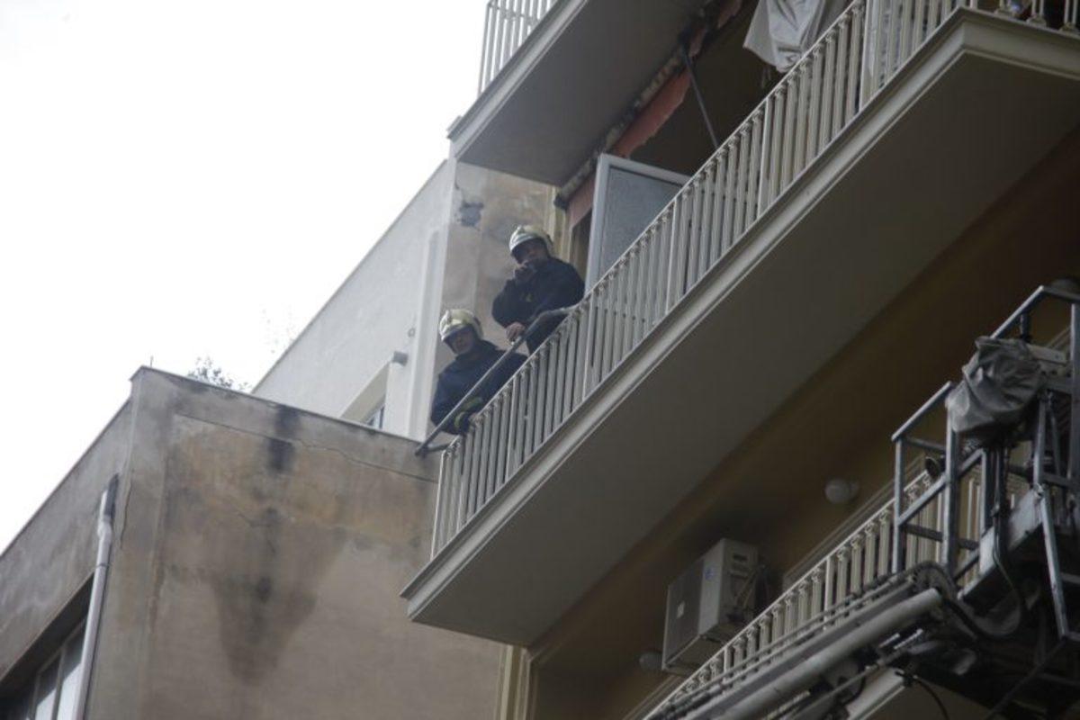 Συναγερμός στο Χαλάνδρι για φωτιά σε διαμέρισμα! Εκκενώθηκε πολυκατοικία