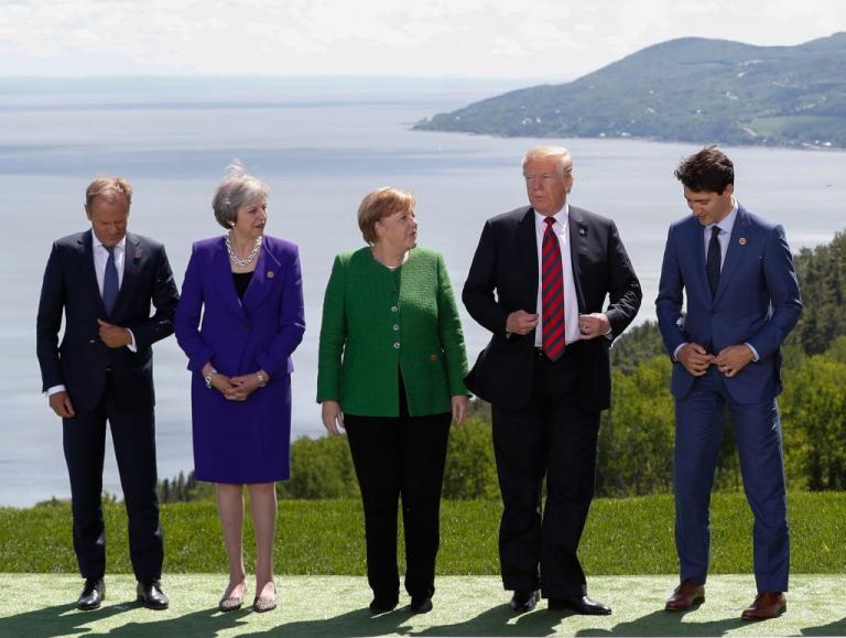 """Ο Γερμανός ΥΠΕΞ """"σφάζει με το γάντι"""" τον Τραμπ! «Με ένα tweet μπορεί πολύ γρήγορα να καταστραφεί πάρα πολλή εμπιστοσύνη»,"""