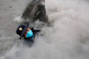 Γουατεμάλα: Λάβα και καμμένα πτώματα παντού – Στους 38 οι νεκροί από την φονική έκρηξη [pics,vid]