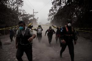 Δεν ηρεμεί με τίποτα η Γουατεμάλα! Σεισμός 5,2 Ρίχτερ