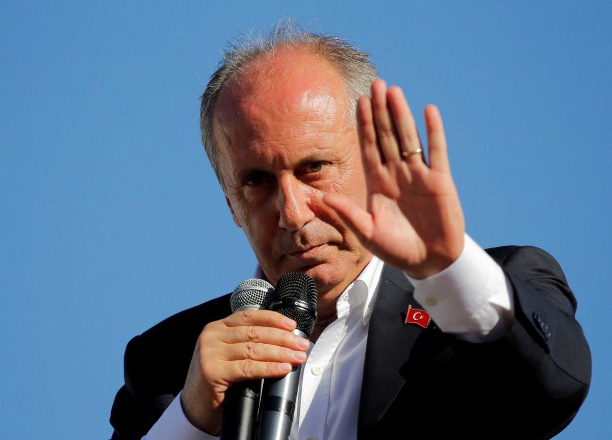 Ιντζέ Ερντογάν Τουρκία εκλογές