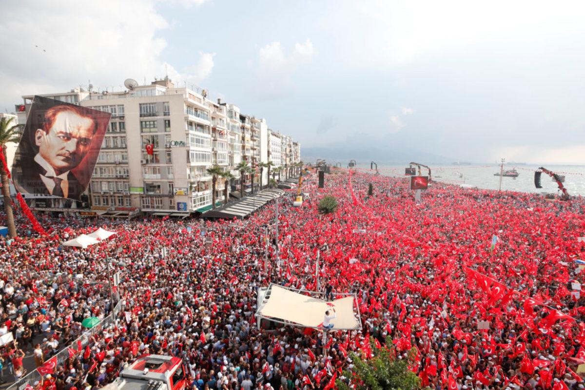 Ερντογάν συλλήψεις